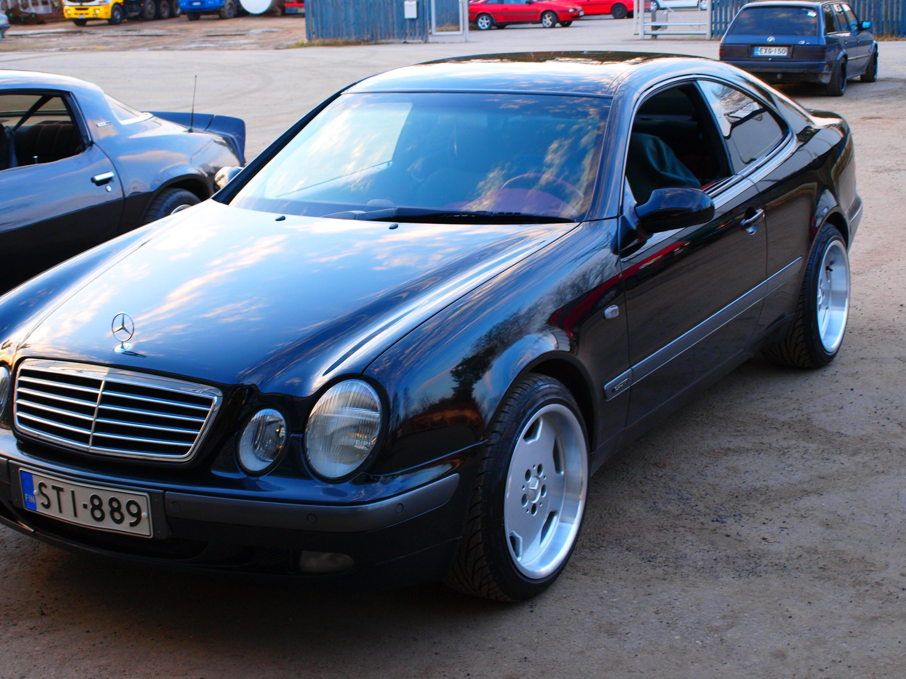 hlappis 1998 mercedes benz clk class specs photos modification info at cardomain. Black Bedroom Furniture Sets. Home Design Ideas