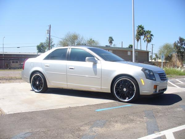 caddystatus 39 s 2005 cadillac cts in avondale az. Black Bedroom Furniture Sets. Home Design Ideas