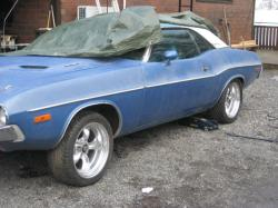 hlappis 1973 Dodge Challenger