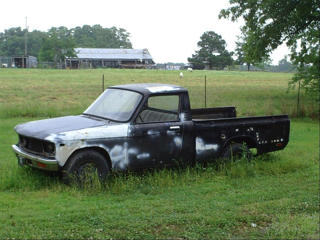 Chevy Luv Truck For Sale