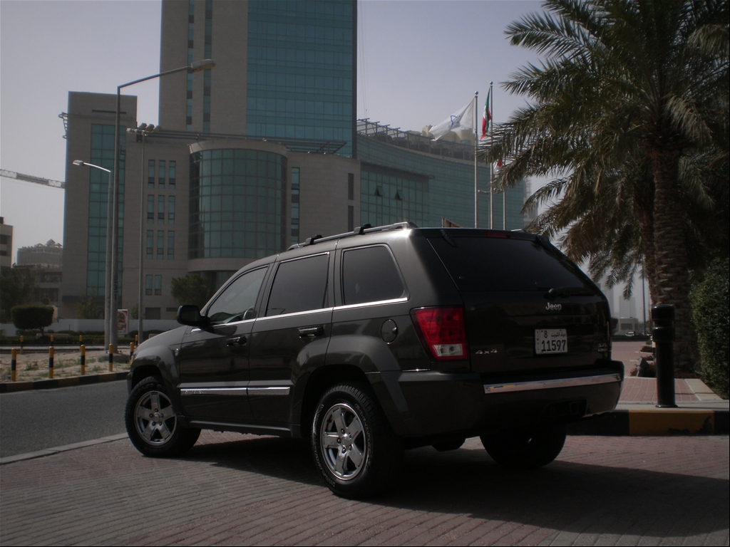"2005 Jeep Grand Cherokee ""A Jeep from Q8"" - kuwait, owned by enzo83"