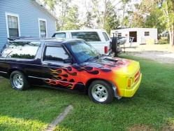 TwistedBigblocks 1987 Chevrolet S10 Blazer