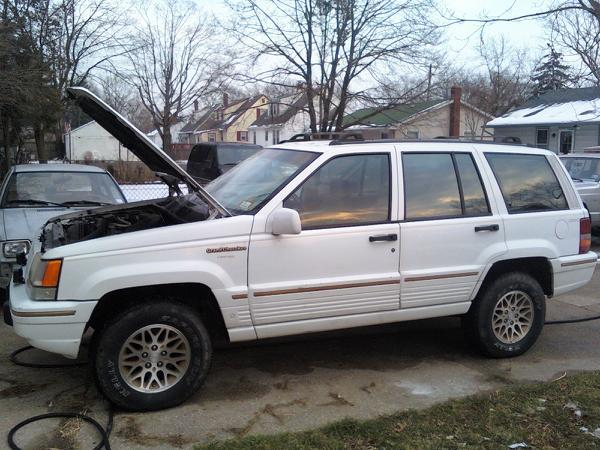 Another toysida 1994 Jeep Grand Cherokee post... - 14260070