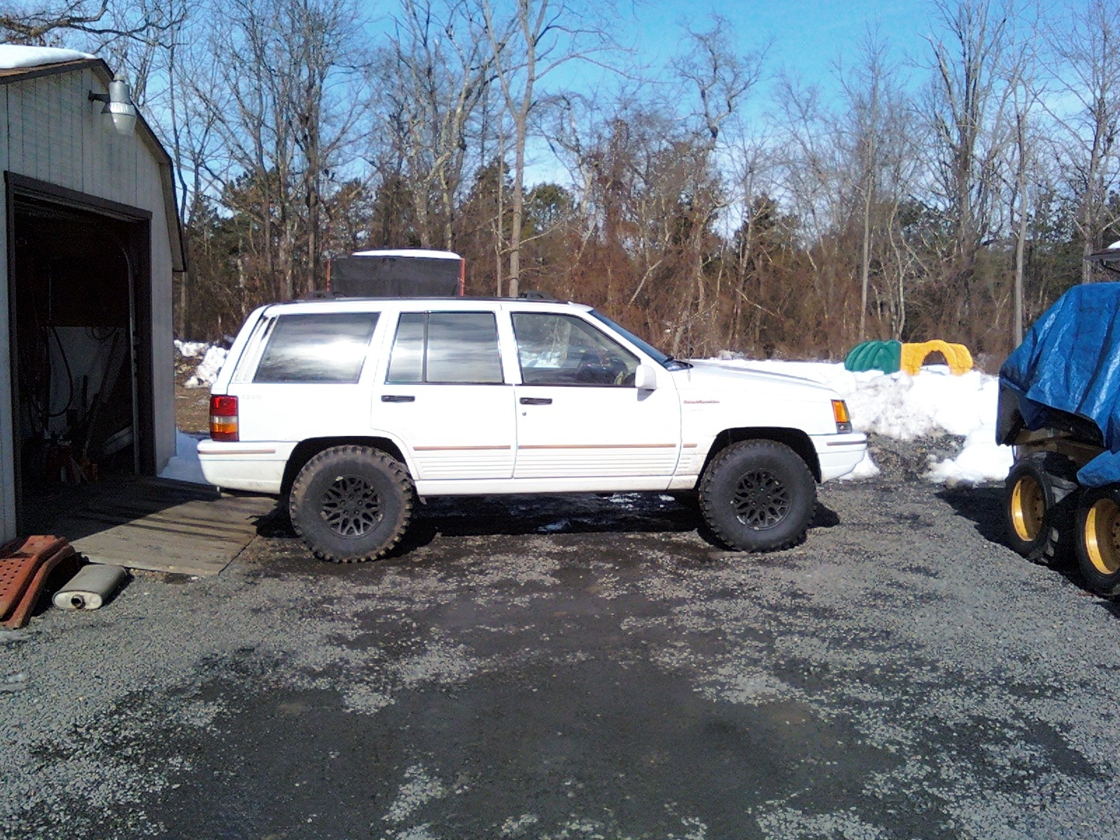 Another toysida 1994 Jeep Grand Cherokee post... - 14260072