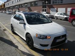 chilleds 2010 Mitsubishi Lancer