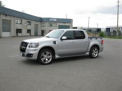 haukbams 2009 Ford Explorer Sport Trac