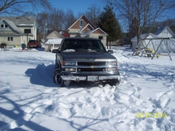 hondaslayer90 1999 Chevrolet C/K Pick-Up