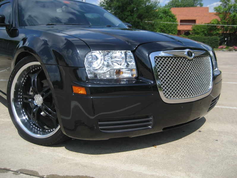 meltonmotorsport 2007 chrysler 300 specs photos. Black Bedroom Furniture Sets. Home Design Ideas