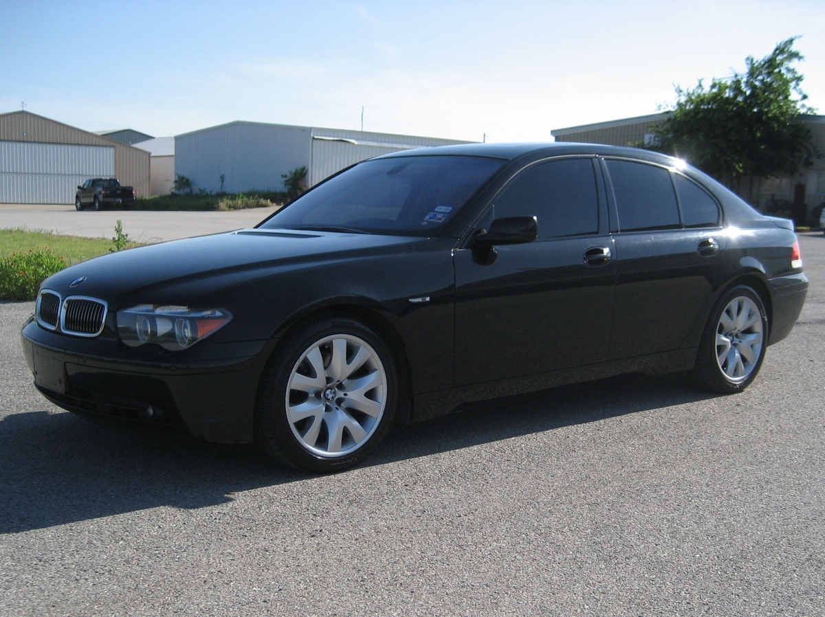meltonmotorsport 2005 bmw 7 series specs photos. Black Bedroom Furniture Sets. Home Design Ideas