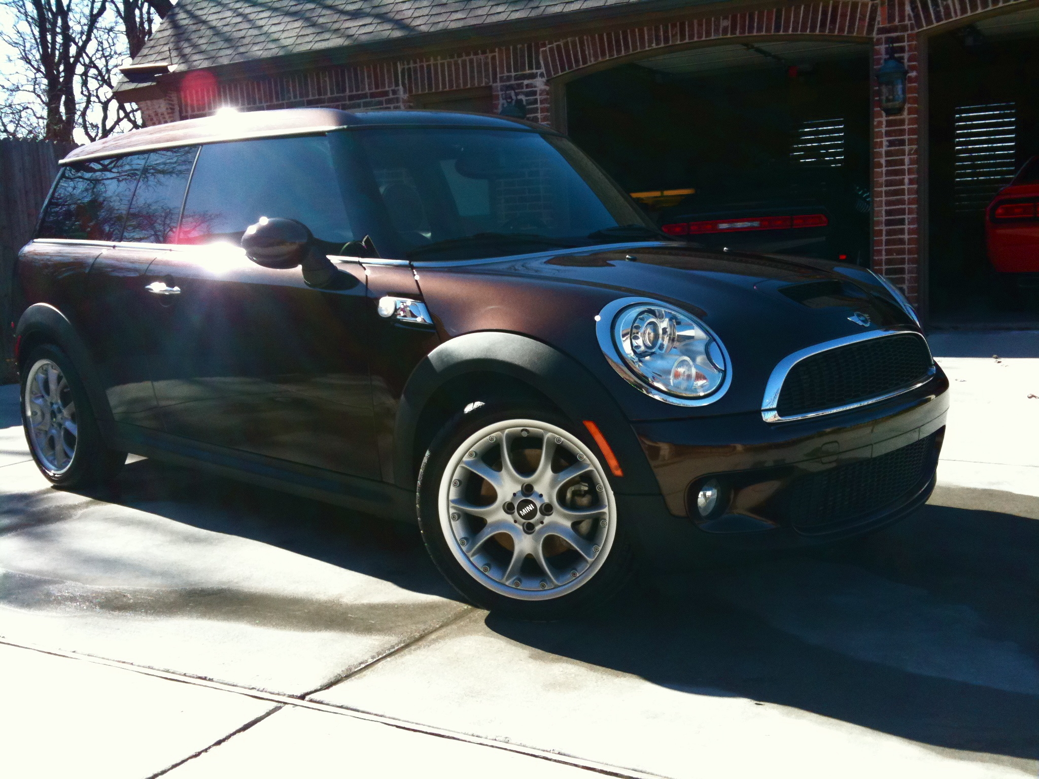 twistedportal 2009 MINI Clubman 14262807