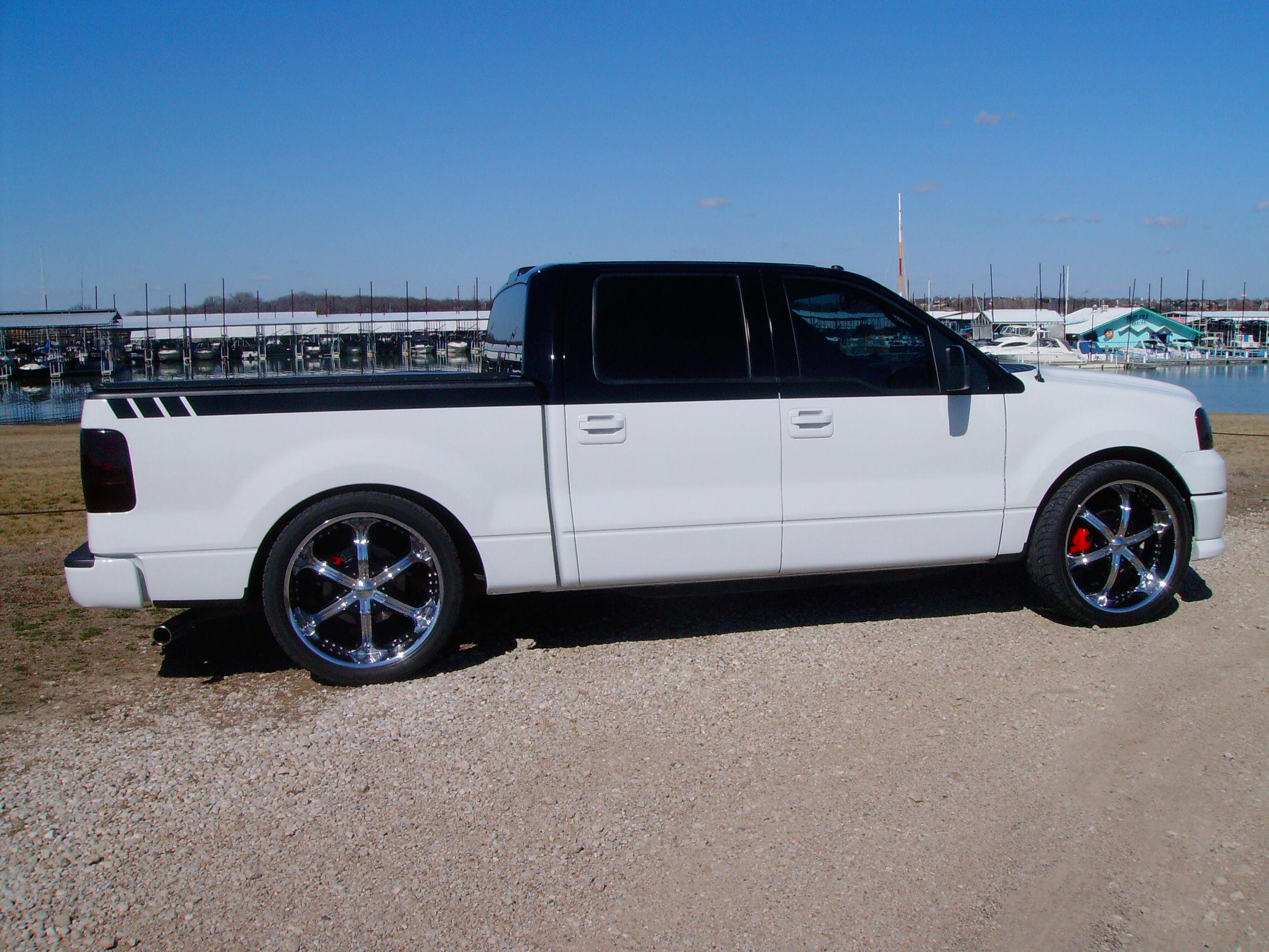 f150sport08's 2008 Ford F150 Regular Cab