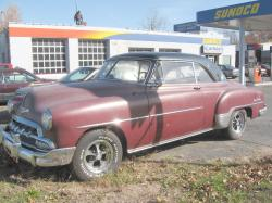 556779 1952 Chevrolet Bel Air