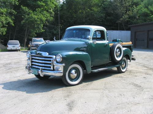 URNVS's 1954 GMC C/K Pick-Up