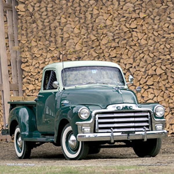 URNVS 1954 GMC C/K Pick-Up 14263158