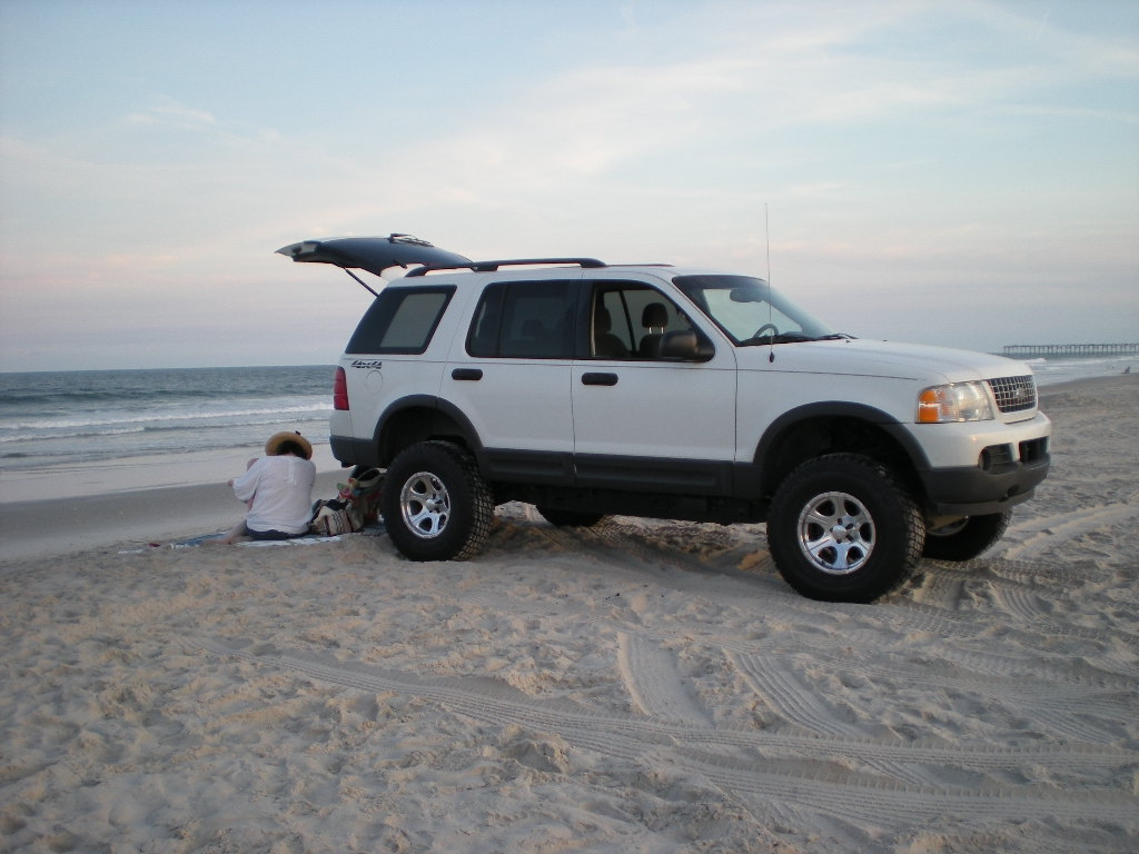 2003 Ford Explorer Lift Kit