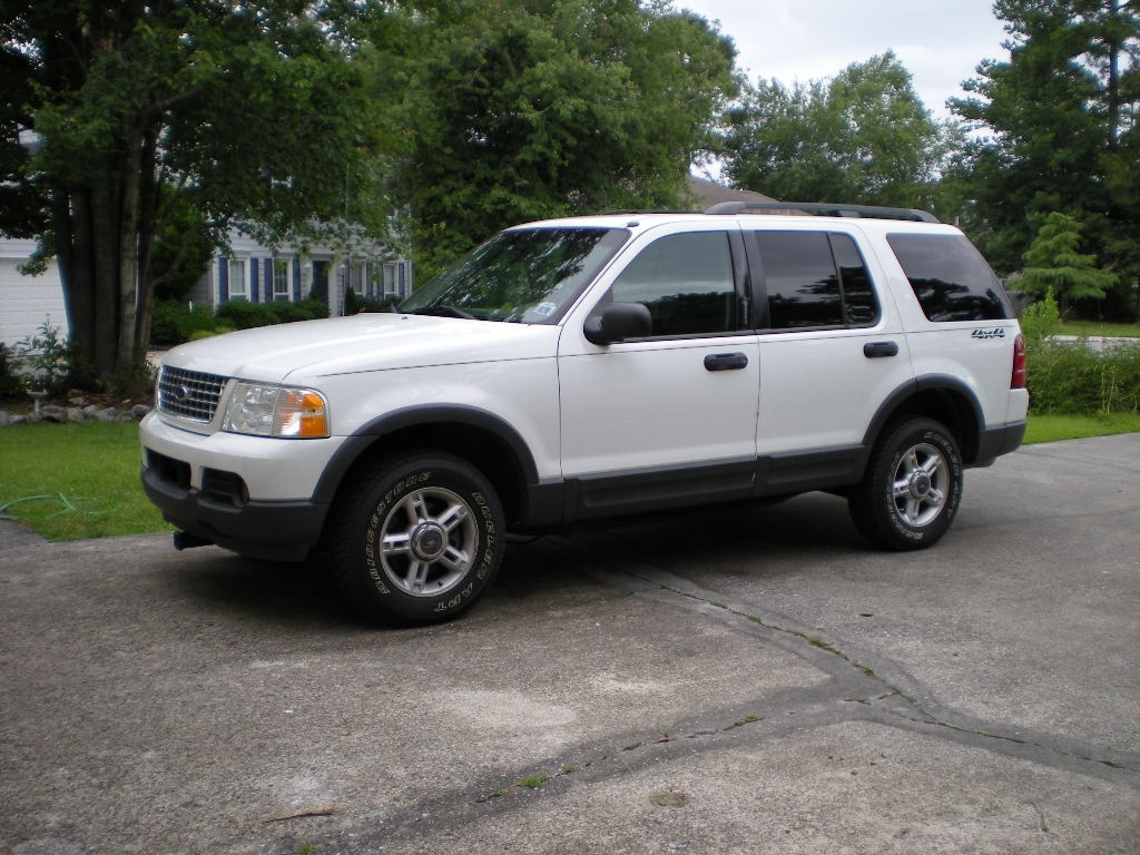 Another thepotroast 2003 Ford Explorer post... - 14263285