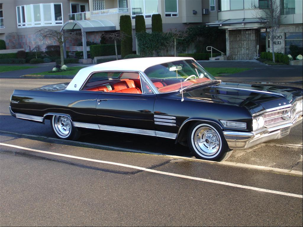 1964 Buick Wildcat - Seattle, WA owned by URNVS Page:1 at Cardomain ...