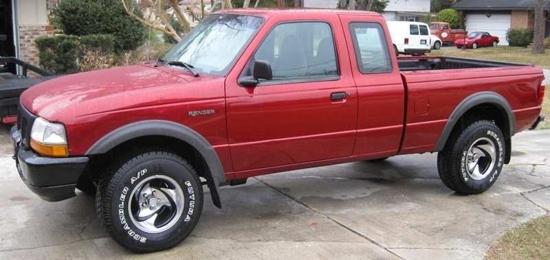 Ford Ranger 4x4. 2000 Ford Ranger V6 5 speed