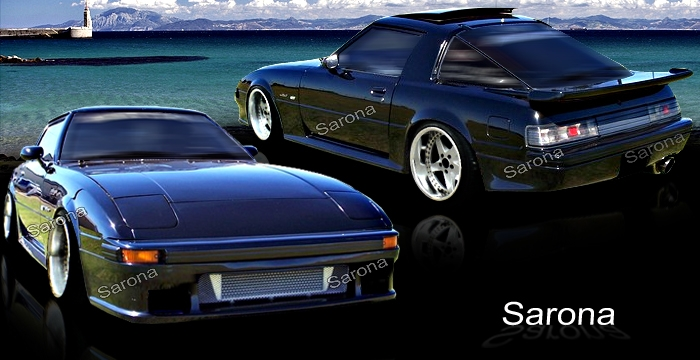bulldog1989 1984 Mazda RX7 Specs Photos Modification Info at