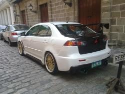 rex03s 2009 Mitsubishi Lancer