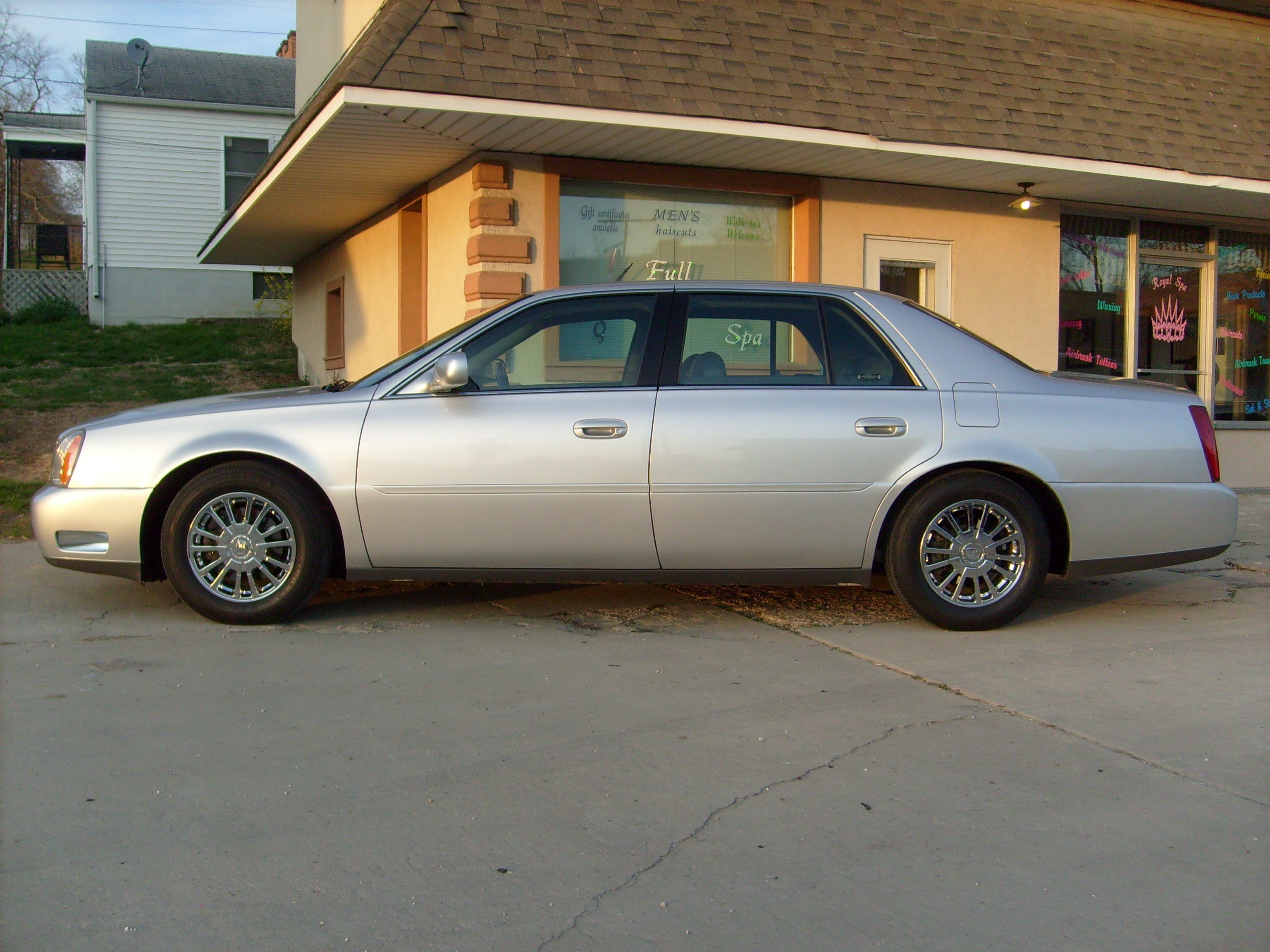 Another AUSTIN BISHOP 2003 Cadillac DeVille post... - 14266348