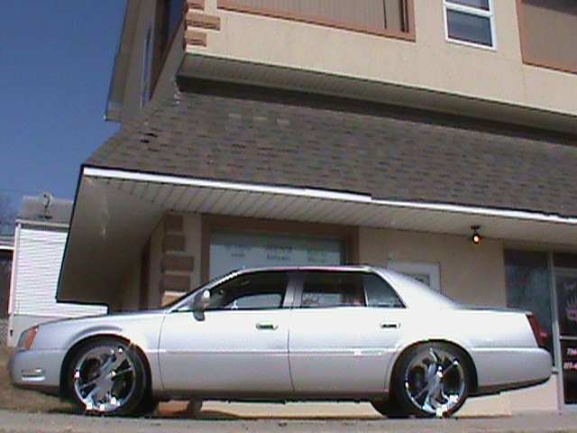 Another AUSTIN BISHOP 2003 Cadillac DeVille post... - 14266349
