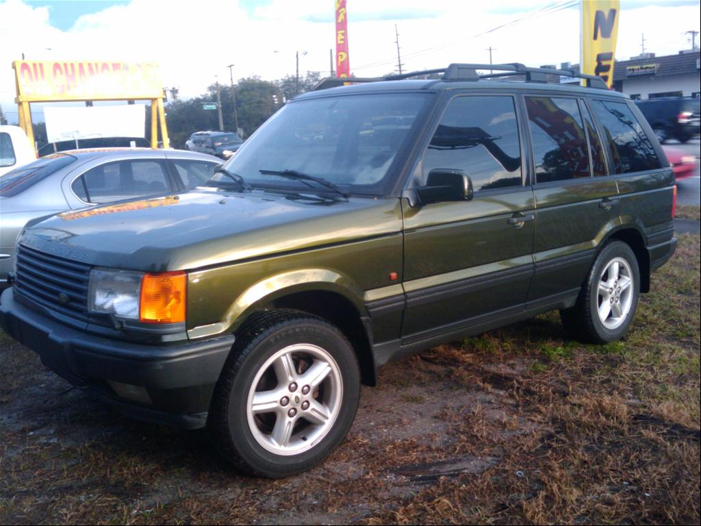 robby roastbeef 39 s 1998 land rover range rover in tampa fl. Black Bedroom Furniture Sets. Home Design Ideas