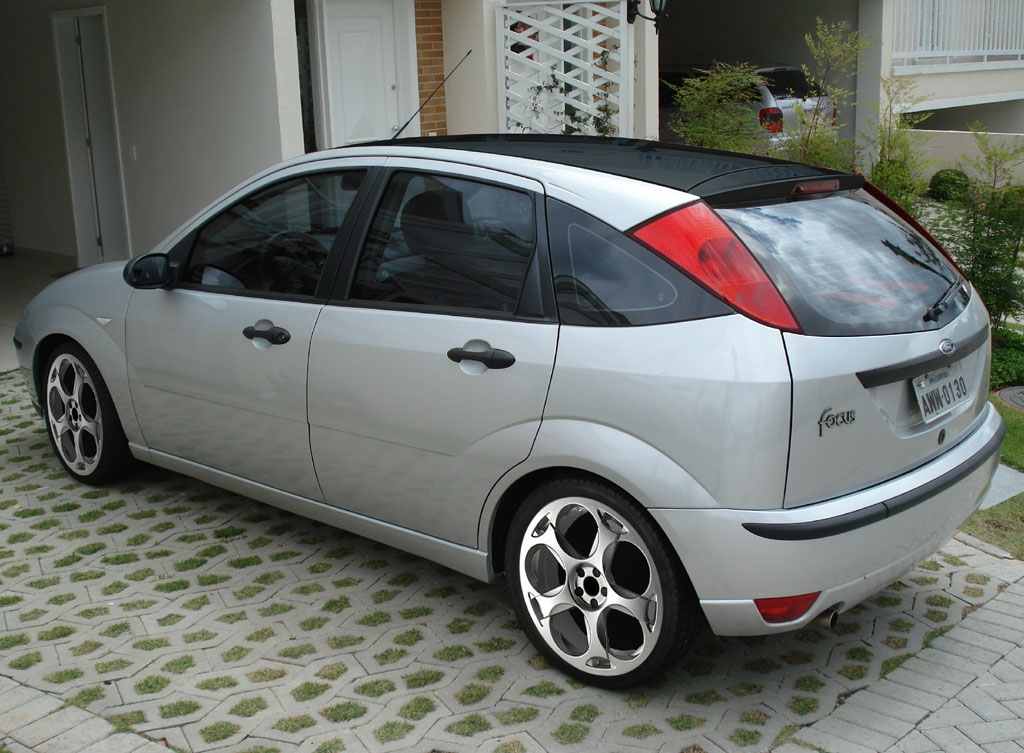 dubasan 2006 ford focus specs photos modification info. Black Bedroom Furniture Sets. Home Design Ideas