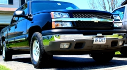 BiGGD0GGs 2005 Chevrolet Silverado 1500 Crew Cab