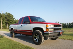 04NCZ71s 1997 Chevrolet Silverado 1500 Extended Cab