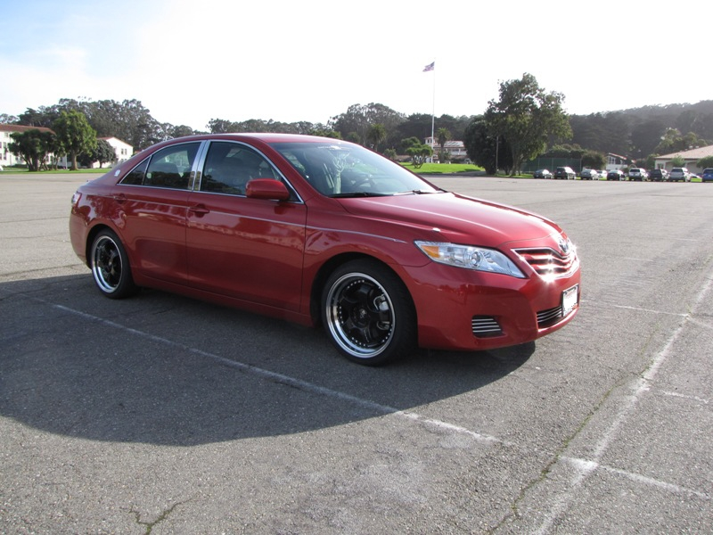 mchengsp33's 2010 Toyota Camry in San Jose, CA