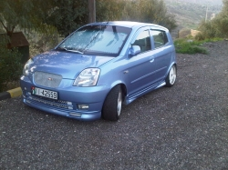 Don_Lonely 2007 Kia Picanto