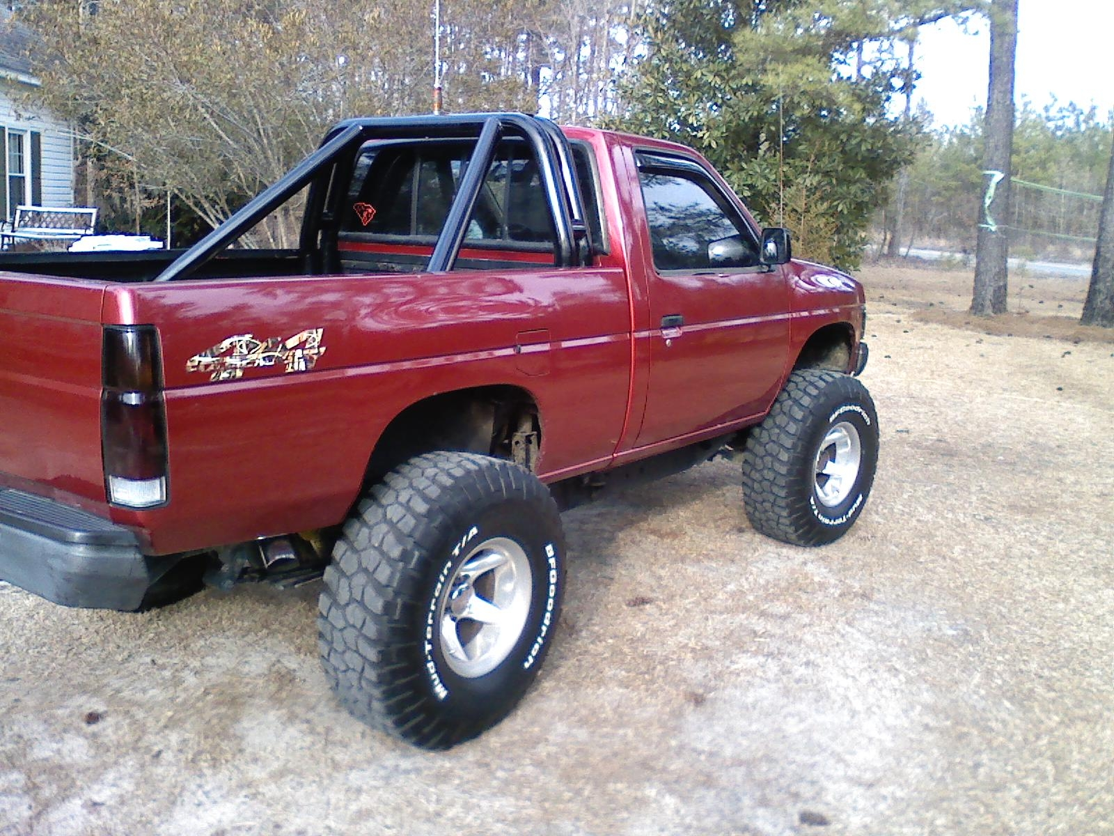 89hardbody 1989 Nissan D21 Pick Up Specs Photos