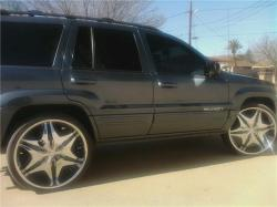 Stimpy2s 2001 Jeep Grand Cherokee