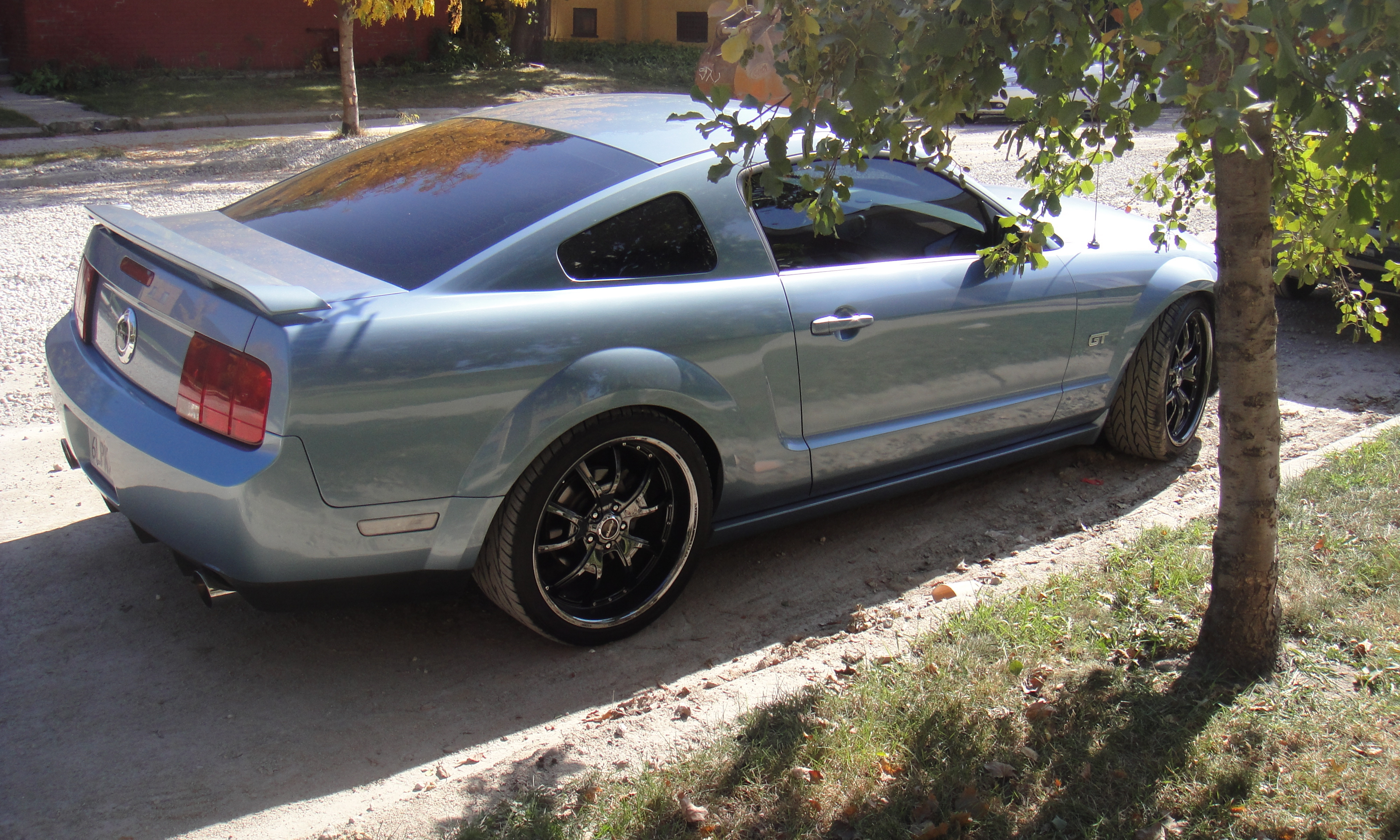 iceman8806 2005 Ford Mustang