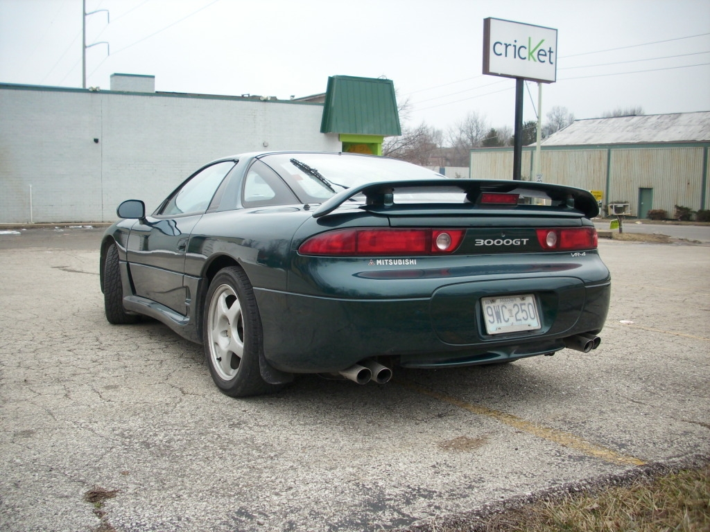 Another lilhustler29 1994 Mitsubishi 3000GT post... - 14270652