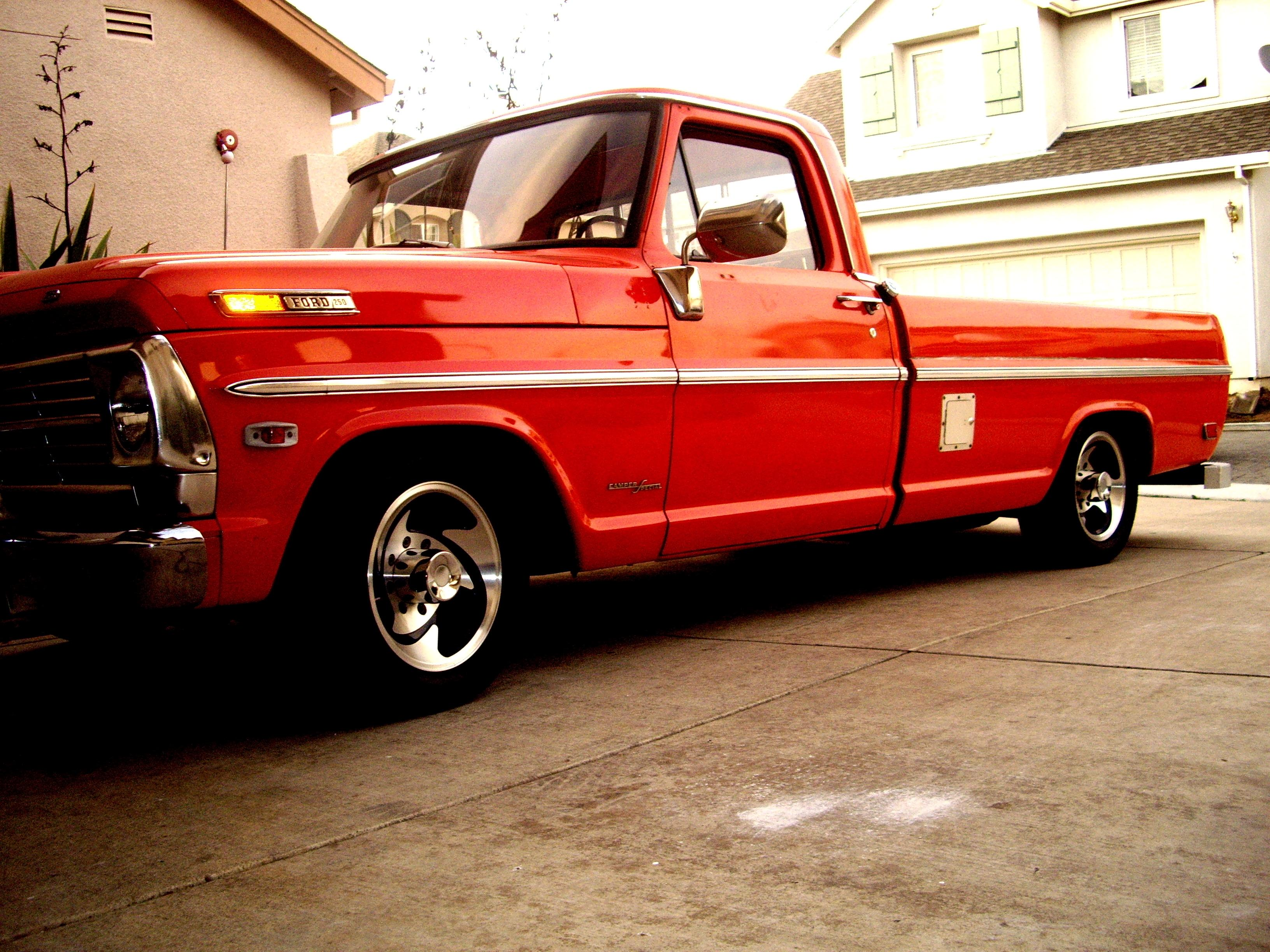 vgnxiv's 1969 Ford F150 Regular Cab