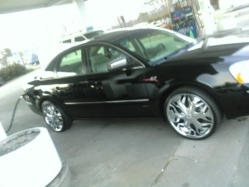 blackmagic22s 2005 Ford Five Hundred