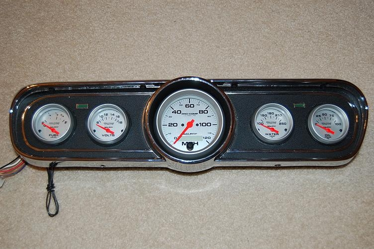 looking for 66 style empty gauge cluster vintage mustang forums rh forums vintage mustang com
