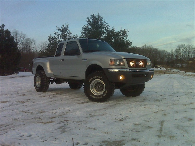"2002 Ford Ranger Regular Cab ""Silver Streak"" - Brighton, MI owned by ..."
