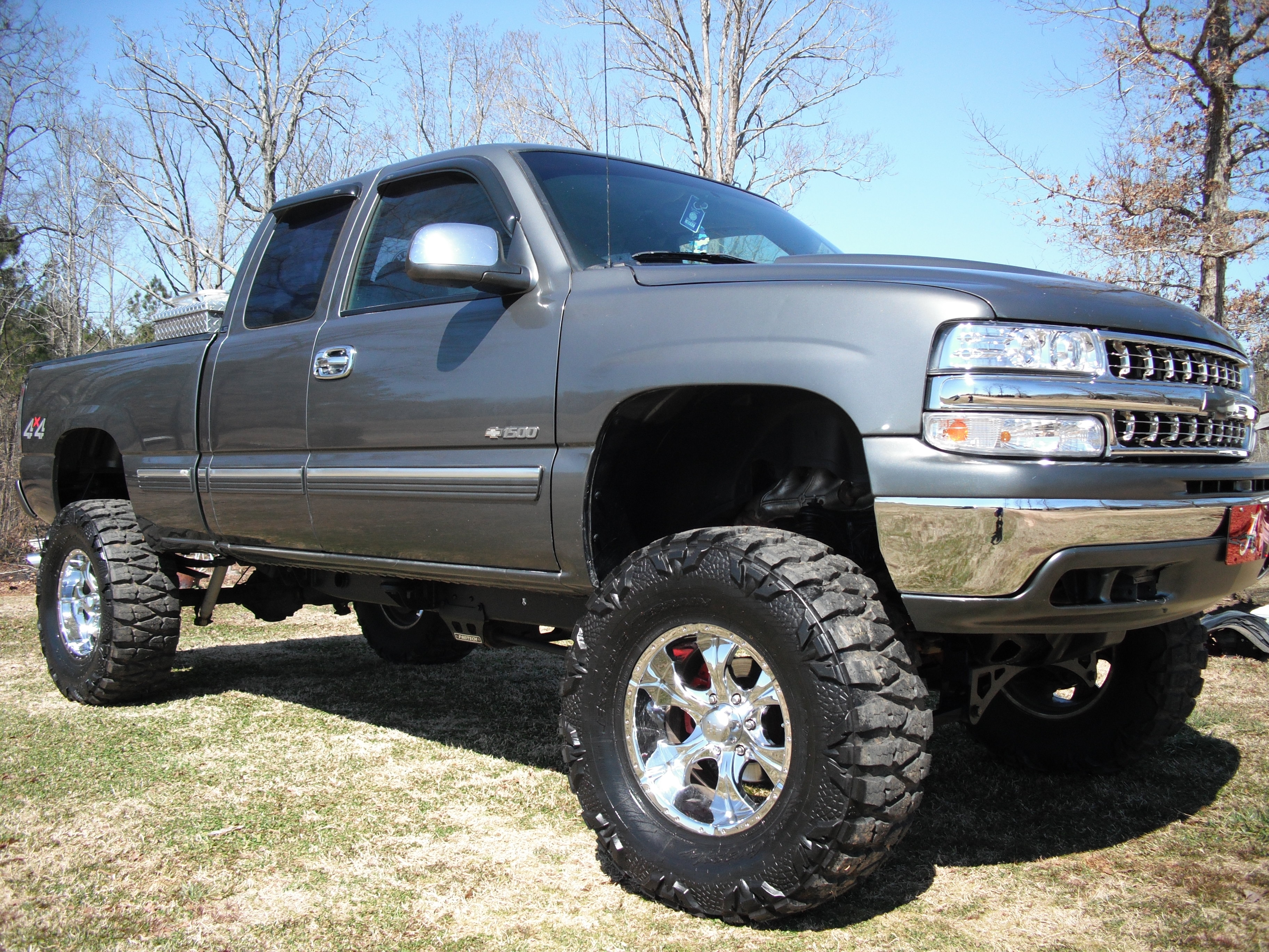 atm7816 2001 Chevrolet Silverado 1500 Extended CabShort Bed Specs, Photos, Modification Info at ...