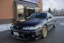 rightdrives 1995 Nissan Skyline