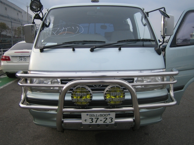 Another rightdrive 1994 Toyota HiAce post... - 14272998