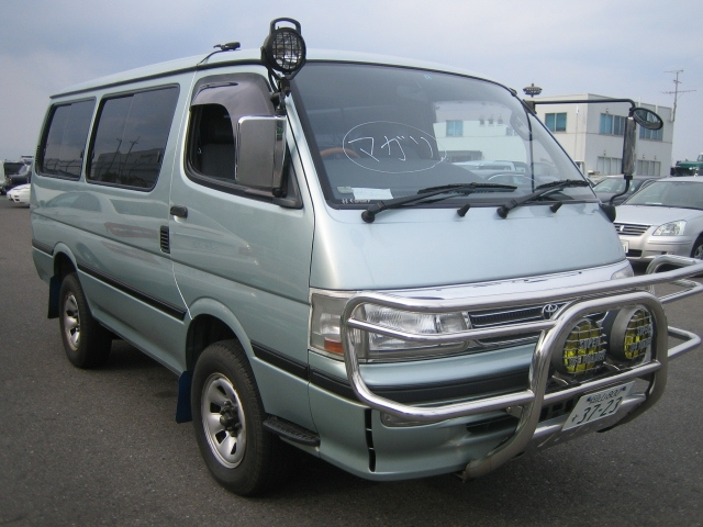 Another rightdrive 1994 Toyota HiAce post... - 14273014