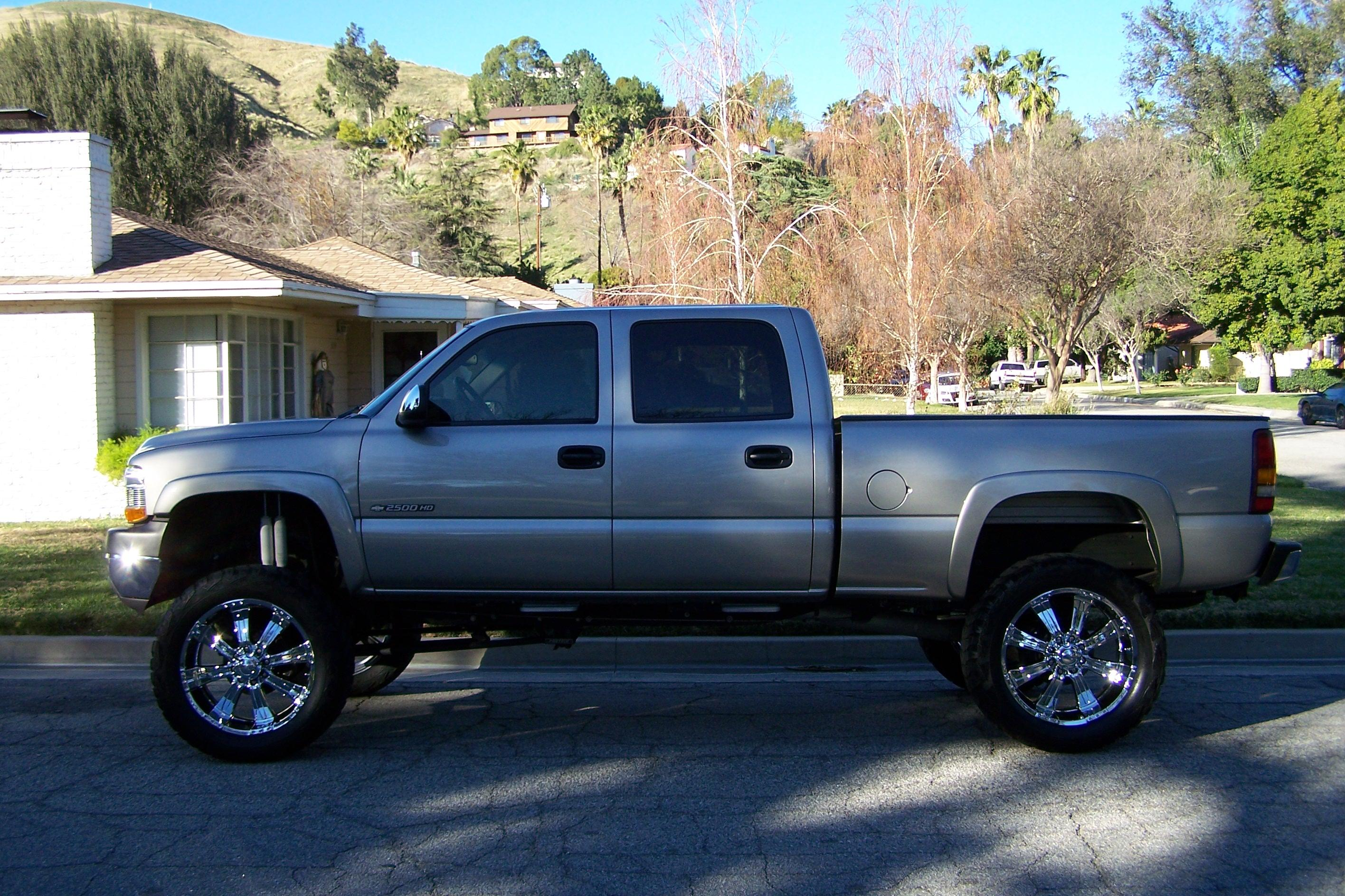 vvargas 2002 chevrolet silverado 2500 hd crew cabshort bed specs photos modification info at. Black Bedroom Furniture Sets. Home Design Ideas