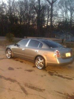 KinSwaggtaculars 2006 Nissan Altima