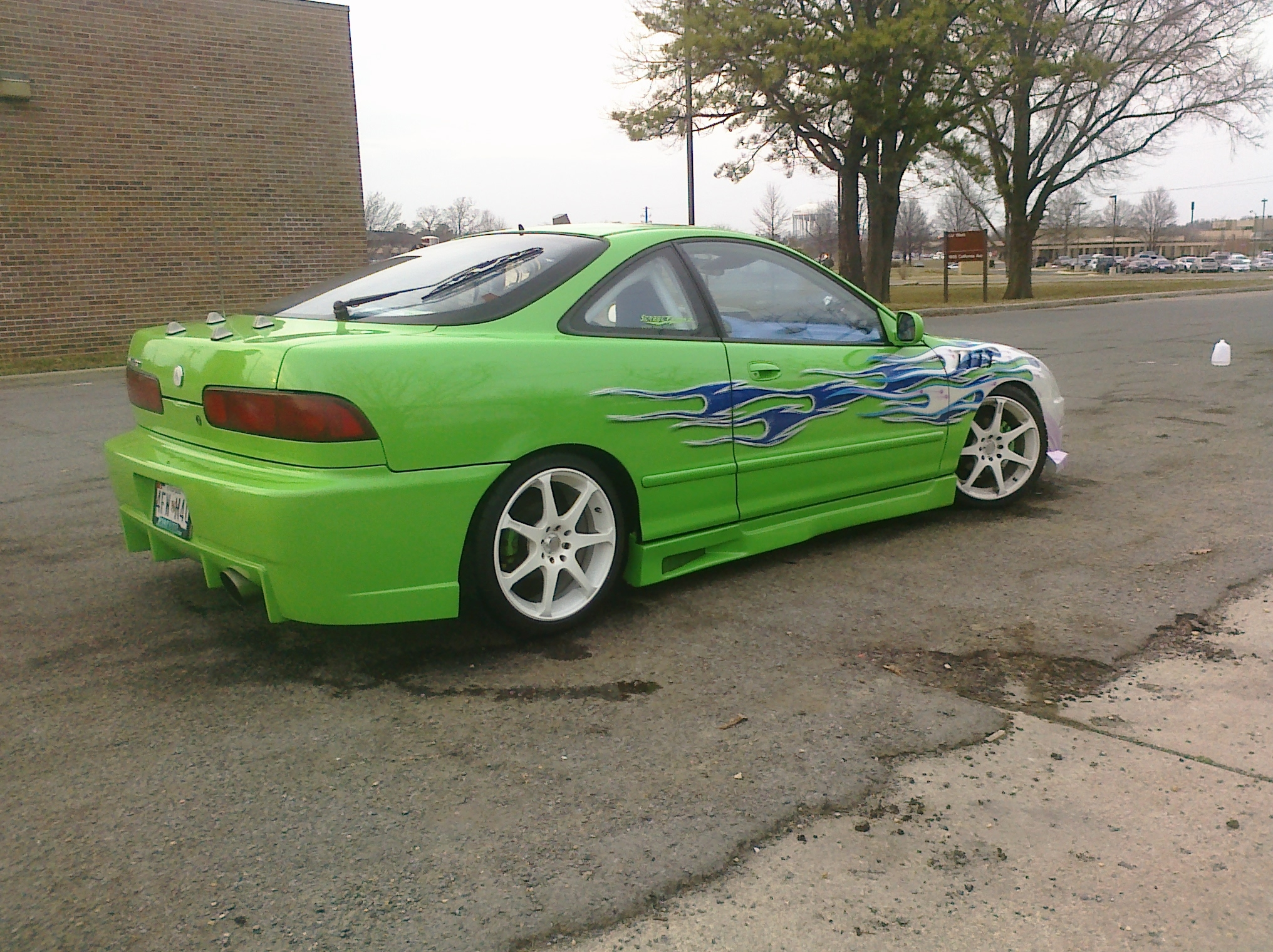 Tnsmith 1995 Acura Integra Specs, Photos, Modification