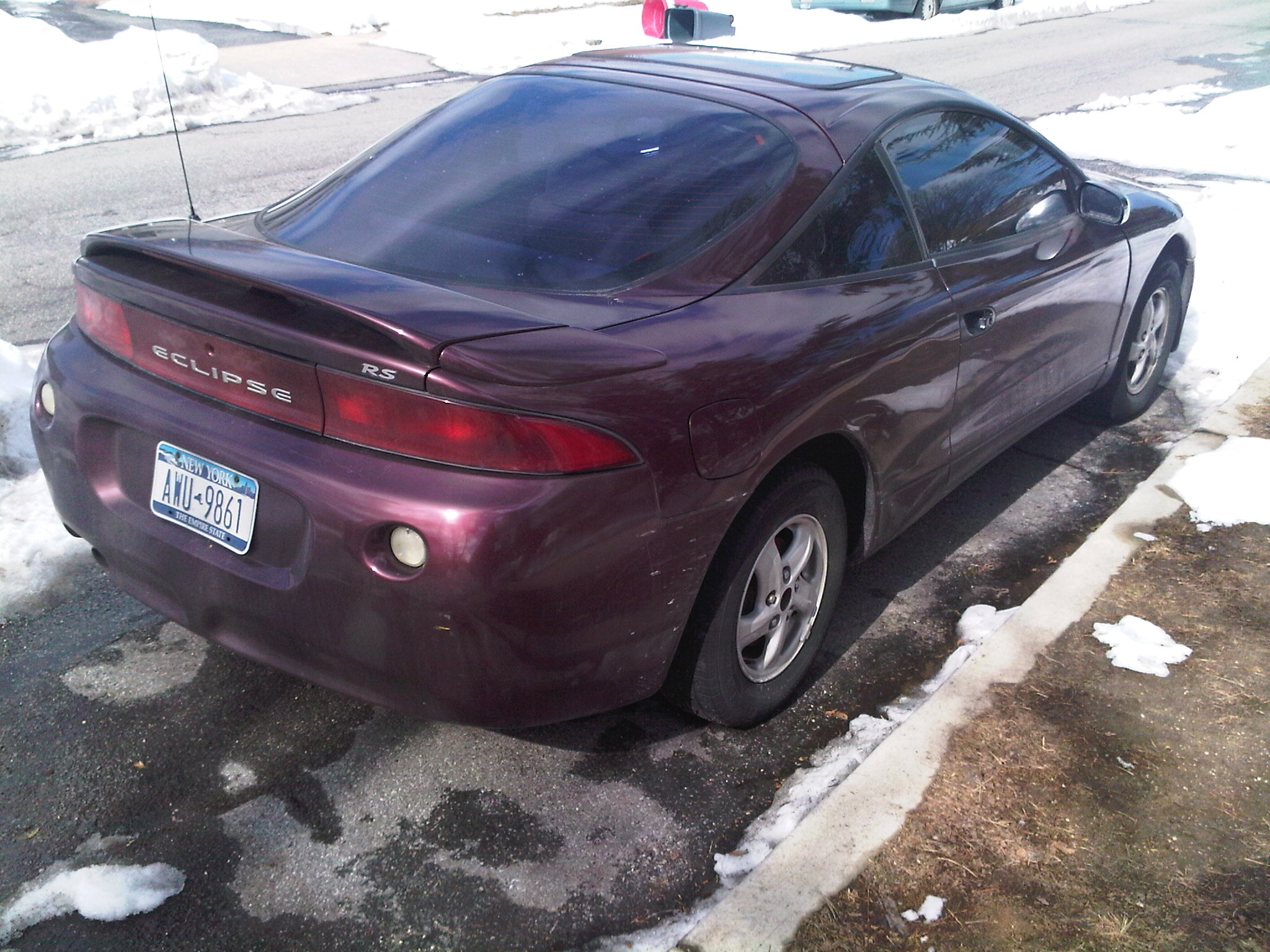 Mowogbobby 39 s 1998 mitsubishi eclipse in bellmore ny for 1998 mitsubishi eclipse motor