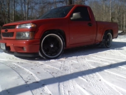 dmaneys 2006 Chevrolet Colorado