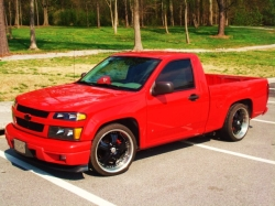dmaneys 2006 Chevrolet Colorado Regular Cab